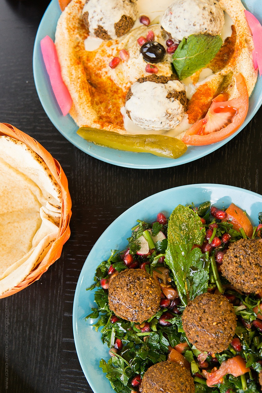 Warsztaty kuchni syryjskiej