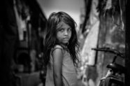 Pomagamy samotnej matce mieszkającej z dziećmi w lepiance pod Białymstokiem
