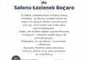 Salon Bocaro wspiera naszych podopiecznych!